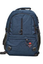 Classa Backpack Laptop + Rain Cover 17813