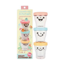 Mother's Corn Petit Smart Eco Trainer Set Peralatan Makan - Multicolor [200 mL]