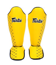FAIRTEX Competition Shin Pads - Yellow SP5