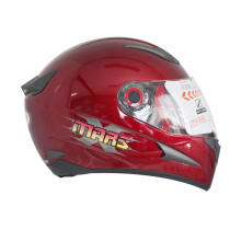 OXY Mars Solid Royal Red Helmet Full Face