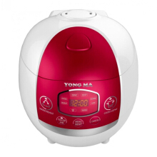 YONG MA Magic Com Digital 1.3L MC 1380 R - Merah
