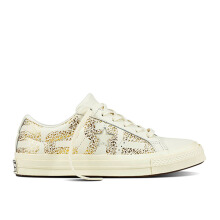 CONVERSE One Star - Egret/Gold/Egret