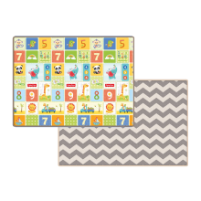 COBYHAUS PE Playmat Fisher Price 123 - [200 x 130 x 1.5 cm]
