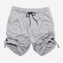 ANTHM Men Short Pants-Grey
