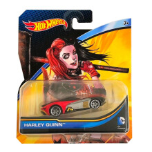 HOTWHEELS Batman V Superman Harley Quinn DKJ66