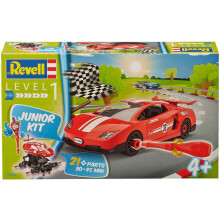 REVELL Racing Car - Junior Kit - Multicolor