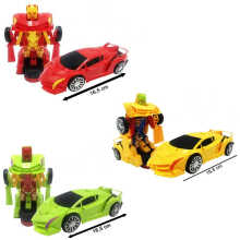 KLToys Mini Super Car Deformation MultiColour (AK 819)