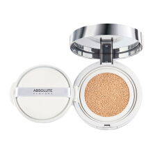 ABSOLUTE NEW YORK Hd Flawless Cushion Compact Foundation Fair