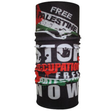 Buff Masker Free Palestine Stop Occupation 1712001