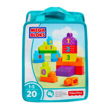 MEGABLOCKS Build n Learn Bags CNH08