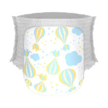 Happy Diapers Pant Popok Bayi Hot Air Balloons