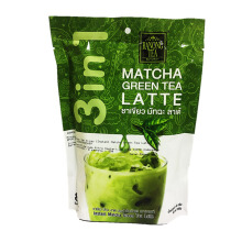 RANONG TEA 3 in 1 Matcha Green Tea Latte 8's x 20g