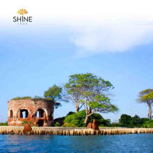 Shine Tour & Travel - One Day Trip 3 Island (Kelor Island – Onrust Island – Cipir Island)