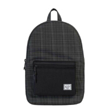 HERSCHEL Settlement Backpack 10005-01579-OS (23L) - Black Grid