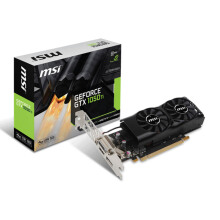 MSI GeForce GTX1050 Ti 4GT LP (Low Profile)