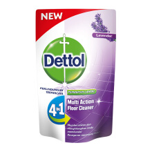 DETTOL Floor Cleaner Lavender Pouch 700ml