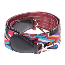 PROMESA Herringbone Pattern Strap - Multi Colour