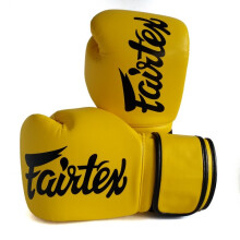 FAIRTEX Boxing Gloves BGV14 Yellow