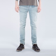 NUDIE JEANS Tight Long John Unisex - Ellis Blue [26]
