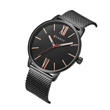 PEKY Top Brand Luxury Watches Ultra Thin Men Quartz-Watch Steel Clock male Hodinky Horloge Mannen 8238