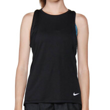 NIKE As W Nk Dry Miler Tank Cl - Black