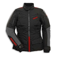Ducati Fabric Jaket Strada 2 Woman's (Jaket Fabric)