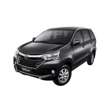 TOYOTA GRAND NEW AVANZA 1 3 E AT Black Jakarta