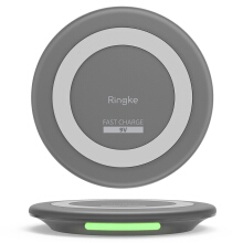 RINGKE 9 Volt Wireless Charger Pad - Grey