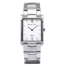 Alexandre Christie AC 8520 LH BSSSL Ladies White Dial Stainless Steel [ACF-8520-LHBSSSL] Silver