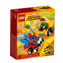 LEGO Super Heroes Mighty Micros: Scarlet Spider vs. Sandma 76089