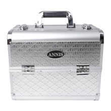 ANNIS Make Up Box 740 - Silver Garis