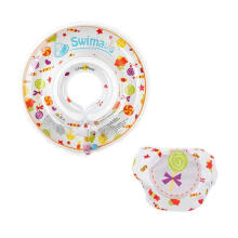 Swimava SWM208 Candy G1 Starter Ring with Diaper - Mix Color