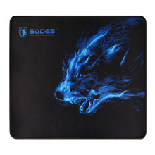 BESSKY SADES Comfort Mousepad Gaming Mouse Mice Pad Mat For Optical Mouse_ Black