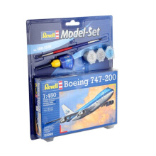REVELL Model Set Boeing 747-200 - Multicolor