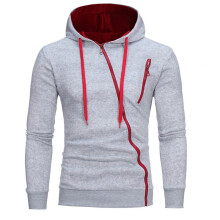 BESSKY Mens' Long Sleeve Hoodie Hooded Sweatshirt Tops Jacket Coat Outwear_