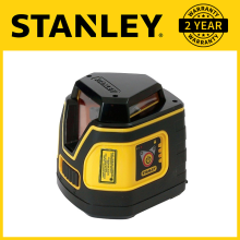 Stanley SLL360 Laser Cross/Multiline STHT1-77137 Black