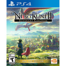 SONY PS4 Game Ni no Kuni II: Revenant Kingdom - Reg 3