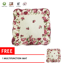 Vintage Story Table Mat Shabby 50x50cm - TM14