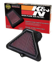 K&N Replacement Filter ZX10 2015 KA-1011