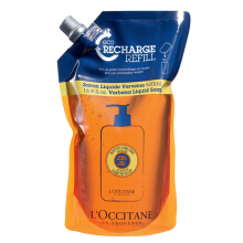 L'OCCITANE Shea Liquid Soap Verbena Refill 500ml
