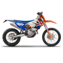 KTM 350 EXC-F Six Days 2018 (Motor Trail)