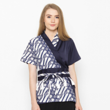 Modalogie ELLA  - Multi Navy Blue All Size