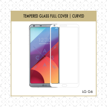 CASA Tempered Glass Warna / Color for LG G6 [Full Cover]