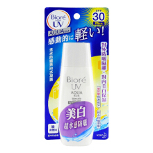 Biore Kao Uv Aqua Rich Watery Jelly Sunscreen Face Body Spf30 Pa+++ Whitening 90ml