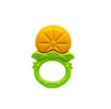ANGE Orange Fruit Teether - 3m+