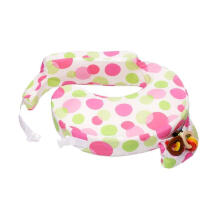 My Breast Friends Cover Vibrant Dots Pillow - Multicolor