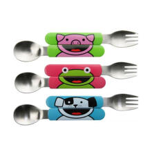 Tum Tum All Day Cutlery Set - Multicolor