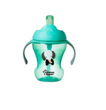 TOMMEE TIPPEE Trainer Straw Cup - Green