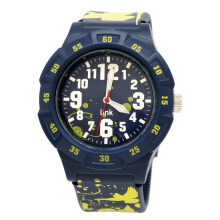 LINKGRAPHIX PSM01 Freedom Jam Tangan Unisex - Navy [Diameter 40mm]