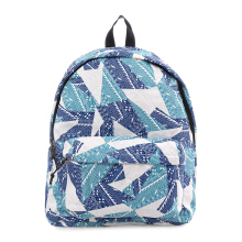 VOITTO Backpack 1716 Abstract Triangles - Blue